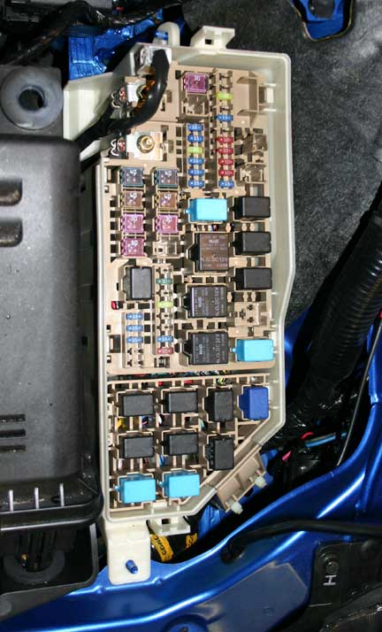 rx 8 engine fuse box anything wiring diagrams u2022 rh johnparkinson me New Mazda RX-8 Engine 2009 RX-8 Engine
